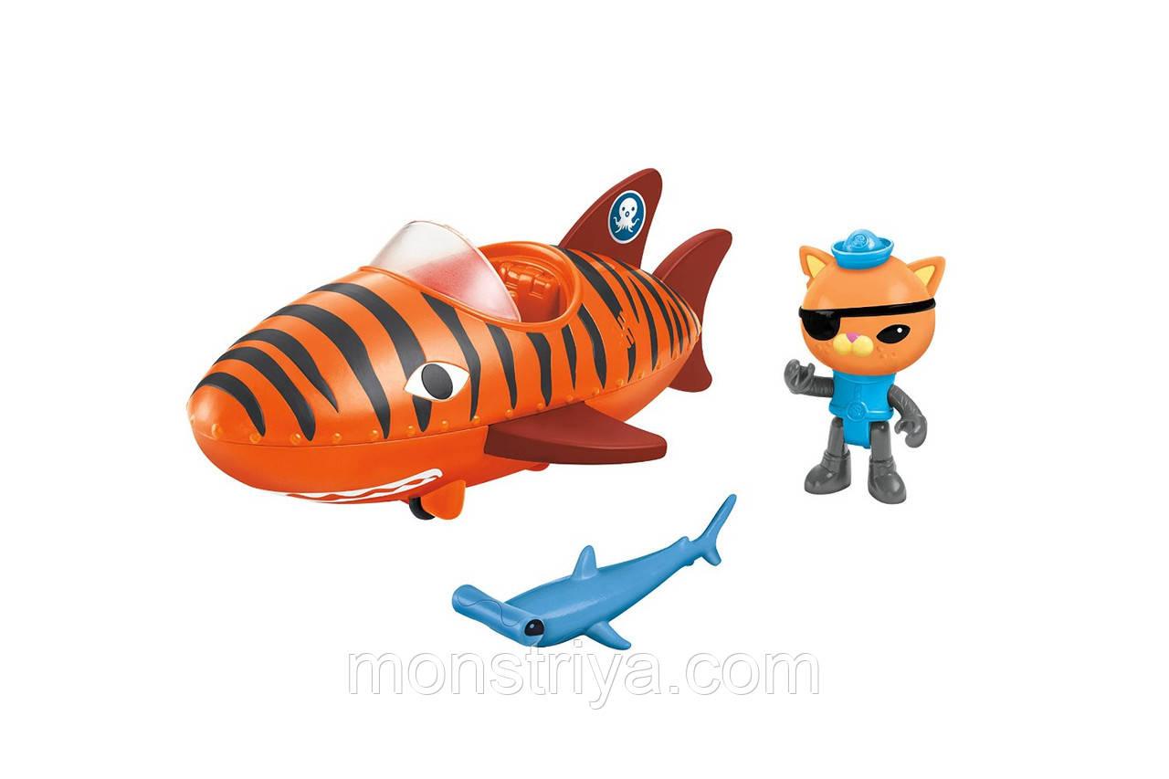 """Кот Квази Игрушки """" Октонавты"""" Fisher-Price Octonauts"""