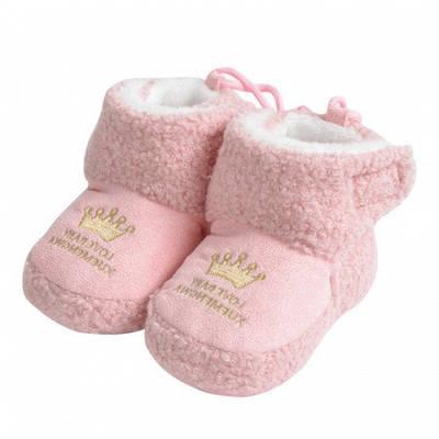 Теплі пінетки для малюків