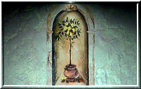 Декоративная штукатурка «под старину» в современном исполнении Люмиан