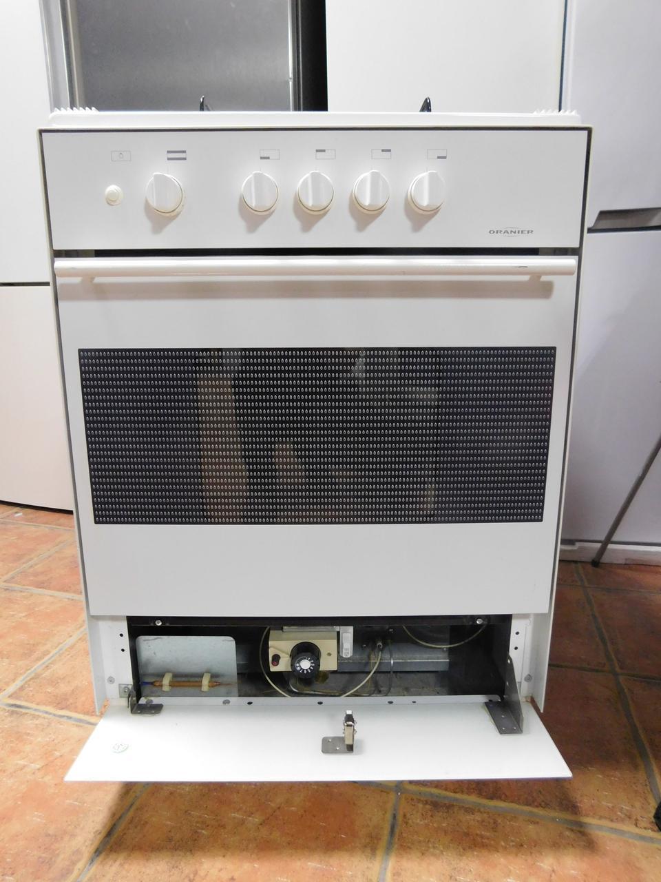 Кухонная плита газовая Oranier+конвектор, б\у, из Германии