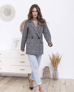 Пиджаки ISSA PLUS 12124 S серый