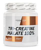 Progress Nutrition Tri-Creatine Malate 300 г три креатин малат  Progress Nutrition