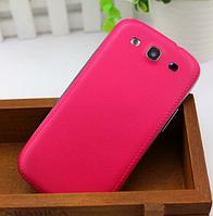 Малиновый задняя крышка на Samsung Galaxy S3/S3 duos