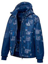 Зимняя лыжная куртка Crivit для мальчика 8-10 лет, рост 134-140