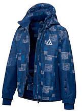 Зимова лижна куртка Crivit для хлопчика 8-10 років, зріст 134-140