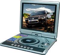 12» экран. Портативный TV DVD проигрыватель Opera OP-1680D Код:3550007