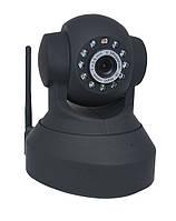 Камера WI-FI T 9818 RW поворотная с возможностью записи на SD Код:14898522