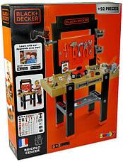 Мастерская инструментов Black & Decker Smoby 360701, фото 3