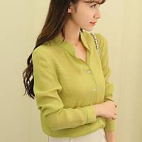 Стильная блузка рубашка , фото 1