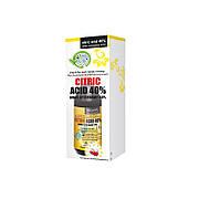 Kwac cytrynowy 40% (400мл) Cerkamed лимонна кислота