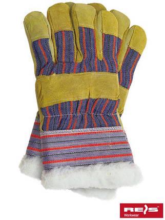 Перчатки защитные утепленные RSO, фото 2