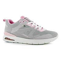 Женские кроссовки British Knight grey-pink, фото 1