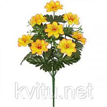 Искусственные цветы букет сакуры, 49см