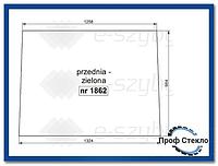 Стекло экскаватор-погрузчик Case 580ST 590ST 695ST 590SR 695SR- передняя