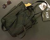Сумка рюкзак 2в1 Kanken FJALLRAVEN Totepack Канкен 14 л Чорний повсякденна міська сумка-рюкзак трансформер, фото 9