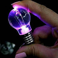 Брелок «Лампочка» меняет цвет
