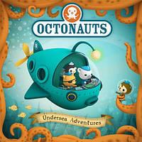 Игрушки Fisher Price по мультфильму Октонавты- Octonauts