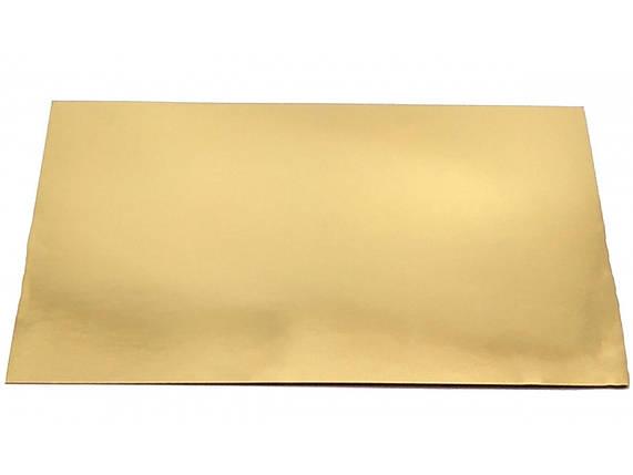 Прямоугольная подложка для торта 40*50 см ( 10 шт), фото 2