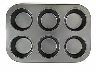 Форма для випічки капкейків (кексів) №1