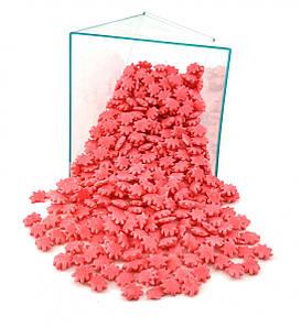 Посипання Сніжинки рожеві 50 грам