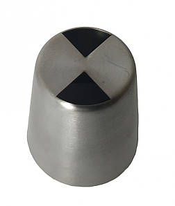 Насадка кондитерська метал. Листочок 14 БЕЗШОВНА