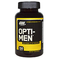 Opti-Men Optimum Nutrition, 150 таблеток