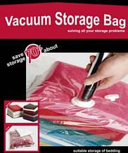 Вакуумный мешок для хранения 50см х 60см, без расцветки