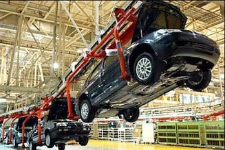 Использование металлопроката в автомобилестроении.