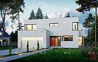 МХ20 – стильный современный проект в стиле минимализма, фото 1