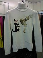свитера и изделия из трикотажа
