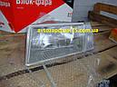Фара Ваз 2108, Ваз 2109, Ваз 21099 левая с белым поворотником (производитель Освар, Россия), фото 4