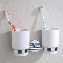 Стаканы и держатели для зубных щёток