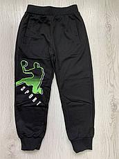 Спортивные брюки на мальчиков оптом, Taurus, 98-128 рр, фото 2