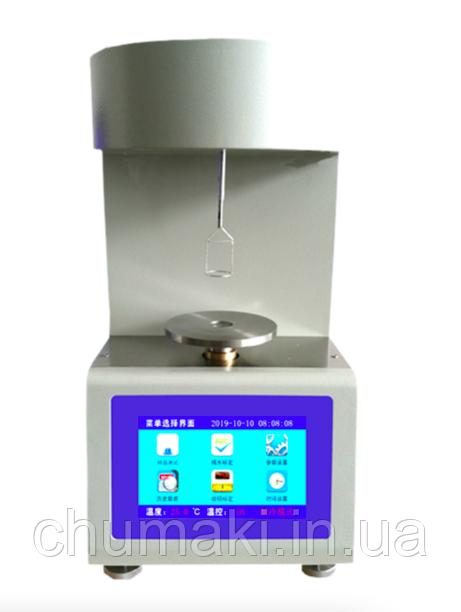 Прилад для вимірювання поверхневого натягнення PN-1021