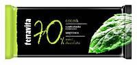Горький классический шоколад с мятным пралине Terravita Cocoa Mietowa 70% какао, 100 гр., фото 1