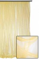 Ткань тюль органза однотонная №С30