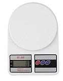 Мини весы кухонные электронные до 7 кг платформа настольные DOMOTEC с функцией автовыключением SF-400 (374), фото 2