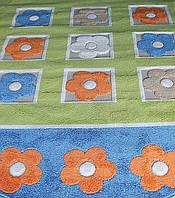 Детская ковровая дорожка Fulya 8912a GREEN