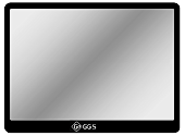 Защтный екран LCD монітора (GGS LCD Screen Protector)