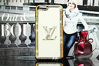 Чехол для iPhone 6 Louis Vuitton со стразами