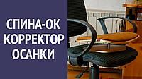 Cиденье тренажер «СпинаОК» эконом Арго для позвоночника, мышц, суставов, боль спины, межпозвоночная грыжа