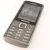 Корпус для Samsung S5610 с клавиатурой, Original, серый /панель/крышка/накладка /самсунг