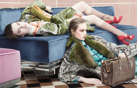Мода 2016 зима: неделя моды