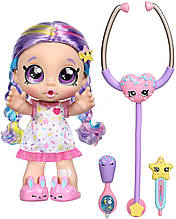 Интерактивная кукла Moose Toys Kindi Kids Shiver 'N' Shake Rainbow Kate Райдужная Кейт.