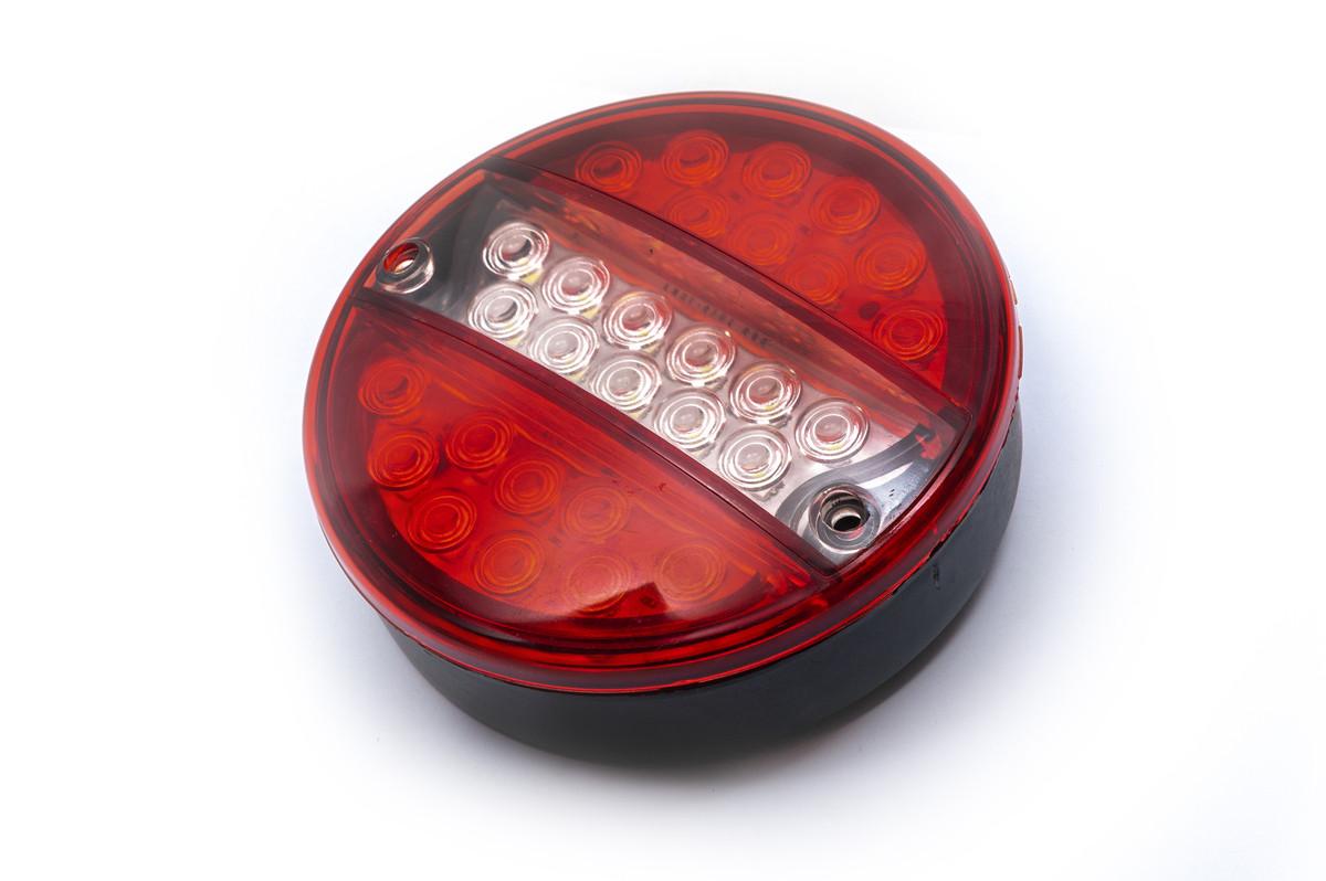 Круглий задній ліхтар діодний (к. б.к) 0040