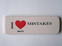 Большая резинка для Ваших ошибок  GE15 FACTIS