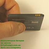 Lenovo S650 BL210 акумулятор 2000мА⋅год оригінальний, фото 3