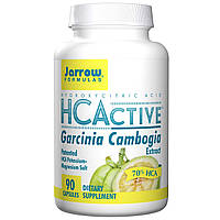 Экстракт гарциния камбоджийской, HCActive, Jarrow Formulas, 1500 мг, 90 капсул