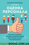 Оценка персонала Киселева М. Н.