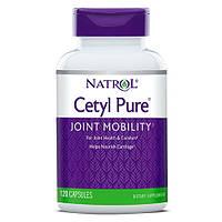 Для суглобів і зв'язок Natrol Cetyl Pure, 120 капсул